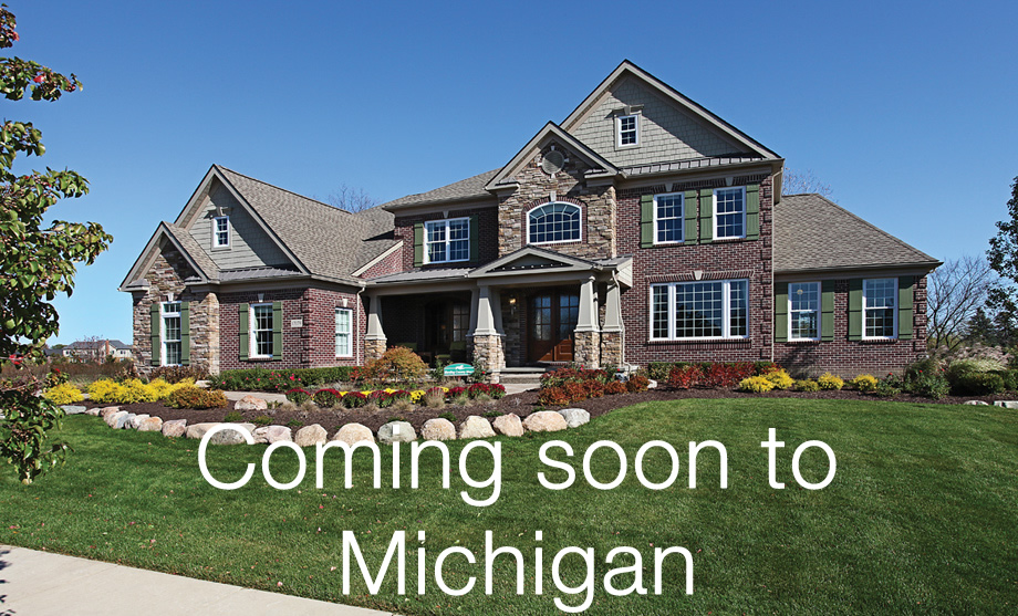 New homes michigan inventory homes in michigan for sale for Building a house in michigan